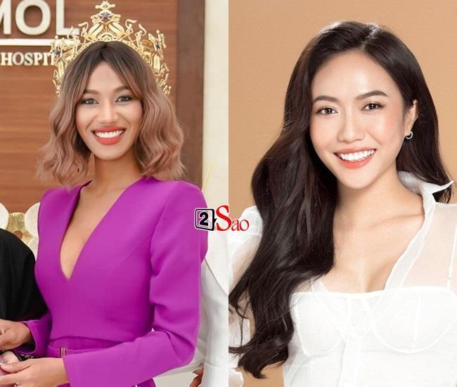 Nhan sắc tân Miss Grand Thailand 2020 nhìn giống y chang Diệu Nhi đội vương miện-3