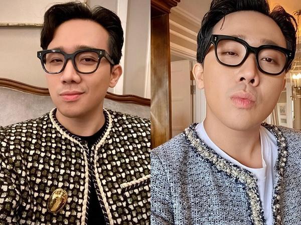 Chớm thu sao Việt diện vải tweed: Mỹ nhân đẹp chất lừ, nam nhân điệu chảy nước-10