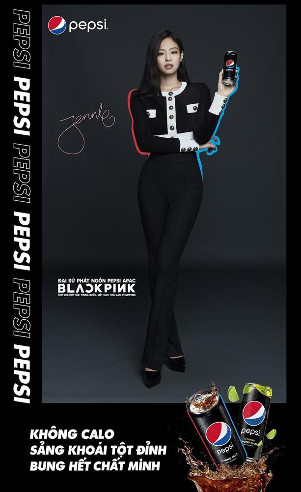 BLACKPINK trở thành đại diện phát ngôn mới của Pepsi-2