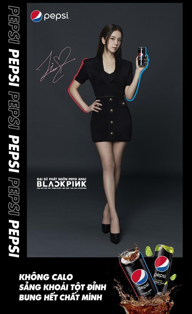 BLACKPINK trở thành đại diện phát ngôn mới của Pepsi-3