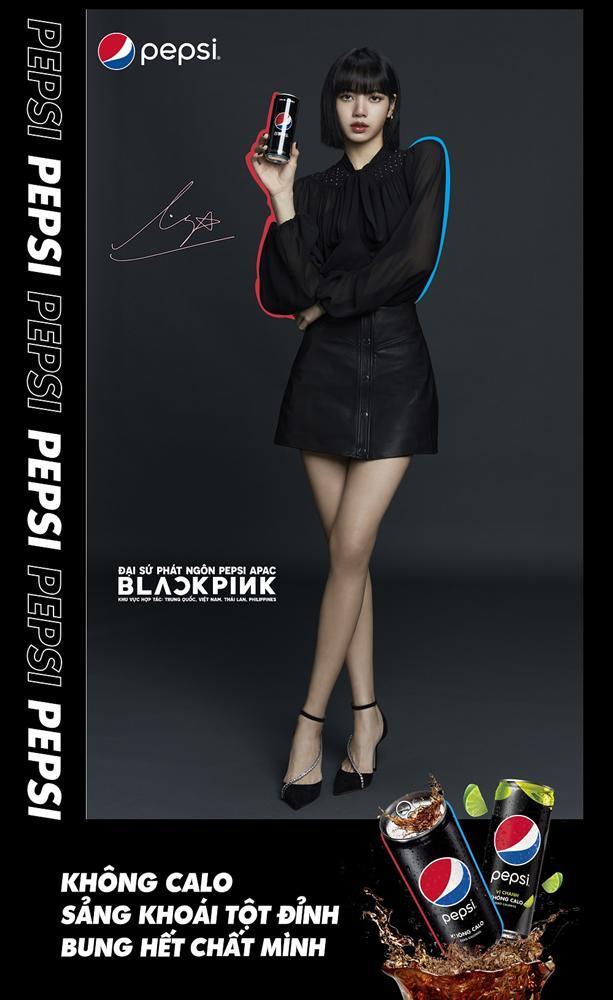 BLACKPINK trở thành đại diện phát ngôn mới của Pepsi-4