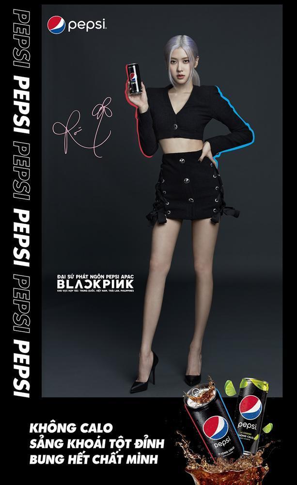 BLACKPINK trở thành đại diện phát ngôn mới của Pepsi-5
