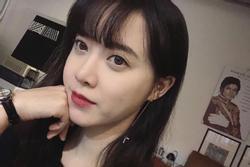 'Nàng cỏ' Goo Hye Sun xinh đẹp ngỡ ngàng sau khi giảm 14kg