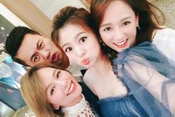 'Công chúa Đài Loan' An Dĩ Hiên thấm thoắt đã cập bến tứ tuần
