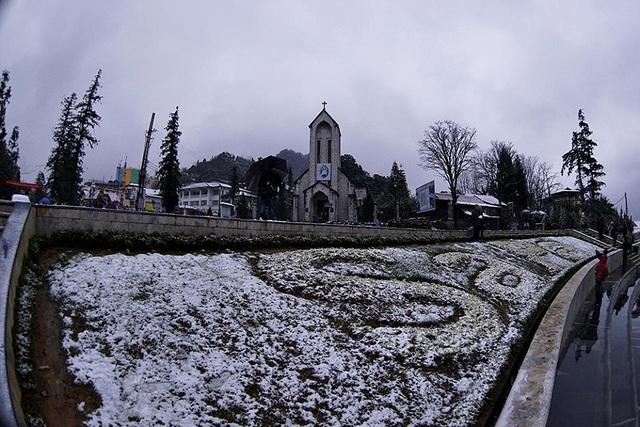 Sa Pa, Y Tý có thể đón mưa tuyết trong mùa đông năm nay-1