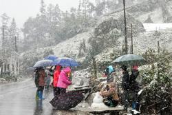 Sa Pa, Y Tý có thể đón mưa tuyết trong mùa đông năm nay