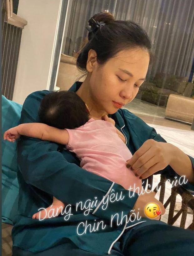 Loạt mỹ nhân Việt bị công khai nhắc nhở phải cẩn trọng khi chăm con bỉm sữa-1