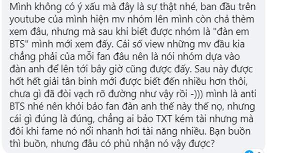 Được biết đến dưới danh nghĩa em trai BTS, liệu TXT có may mắn như lời đồn?-7