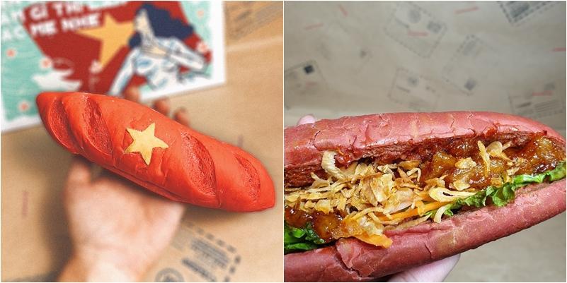 Món bánh mì yêu nước độc nhất vô nhị ở Hà Nội khiến dân tình thi nhau thả like-3