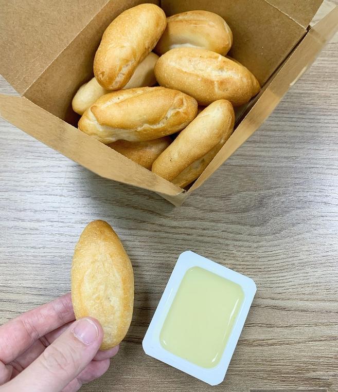 Món bánh mì yêu nước độc nhất vô nhị ở Hà Nội khiến dân tình thi nhau thả like-7