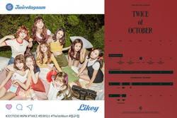 Không thể kém cạnh BlackPink, TWICE chính thức thông báo về full album ngay tháng 10 này!