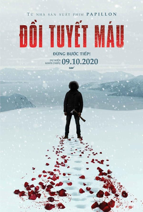 Loạt phim kinh dị đổ bộ rạp chiếu trong tháng 10-3