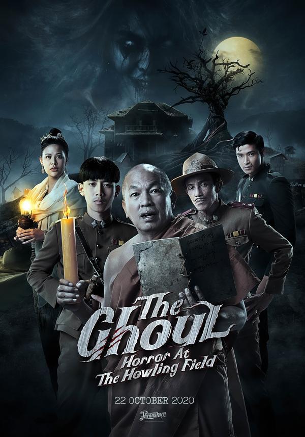 Loạt phim kinh dị đổ bộ rạp chiếu trong tháng 10-7