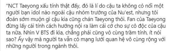 Mỹ nam Taeyong NCT có thực sự xấu tính không ai bằng?-2