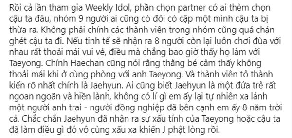 Mỹ nam Taeyong NCT có thực sự xấu tính không ai bằng?-3