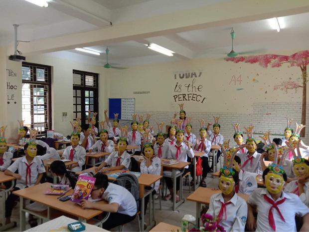 Trung thu của học sinh có gì: Trang trí lớp học lầy lội, sáng tạo lồng đèn chẳng giống ai, xem là không nhịn được cười-5
