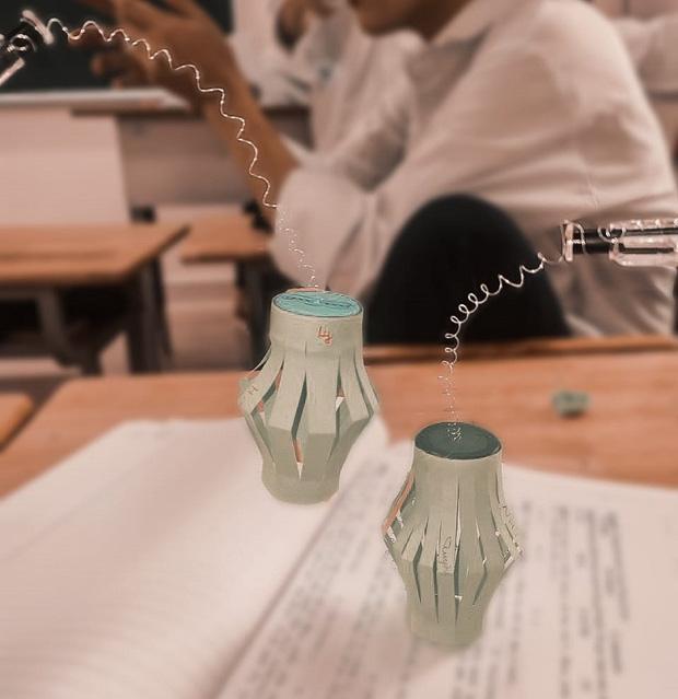 Trung thu của học sinh có gì: Trang trí lớp học lầy lội, sáng tạo lồng đèn chẳng giống ai, xem là không nhịn được cười-6
