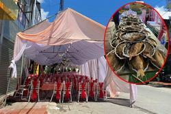 150 mâm cỗ bị 'bom' ở Điện Biên: Đã tìm ra tung tích cô dâu 'đặt cho sang mồm'