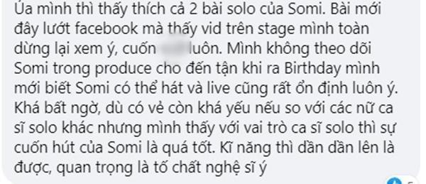 Thiên thần lai Jeon Somi chắc cả đời phải chịu mang nickname bình hoa vô cảm-7