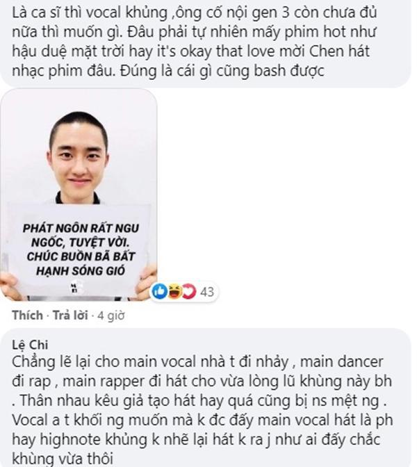 Bi chê không có gì nổi trội, Chen có còn được EXO-L bảo vệ sau khi kết hôn ?-3