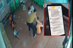 Tin nhắn xin lỗi của phụ huynh đánh cháu bé mầm non ở Lào Cai: 'Xin tha cho em lần này'