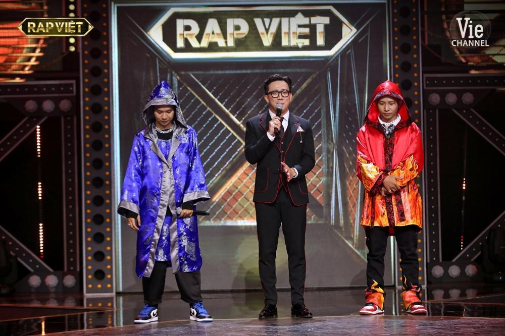 Binz căng não để R.Tee và Ricky Star quyết chiến, HLV Wowy cảm thán: Tất cả đều banh xác-2