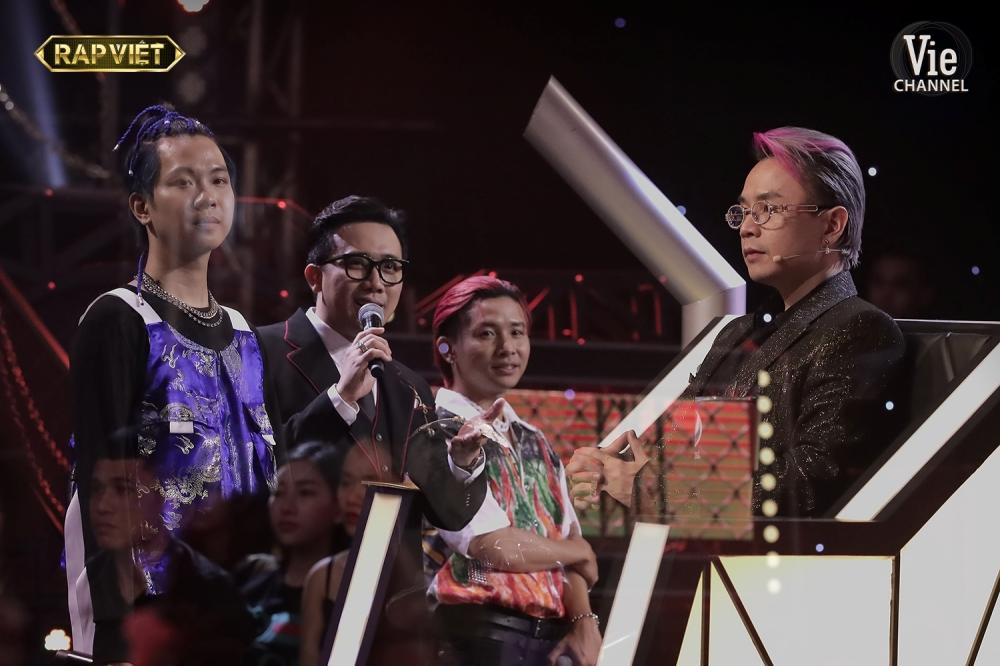 Binz căng não để R.Tee và Ricky Star quyết chiến, HLV Wowy cảm thán: Tất cả đều banh xác-5