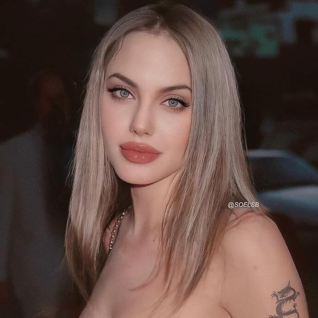 Rần rần hình Angelina Jolie xinh đẹp kiều diễm nhưng hóa ra chỉ là một cú lừa-1