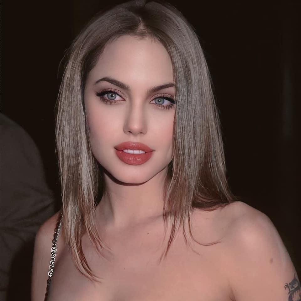 Rần rần hình Angelina Jolie xinh đẹp kiều diễm nhưng hóa ra chỉ là một cú lừa-4