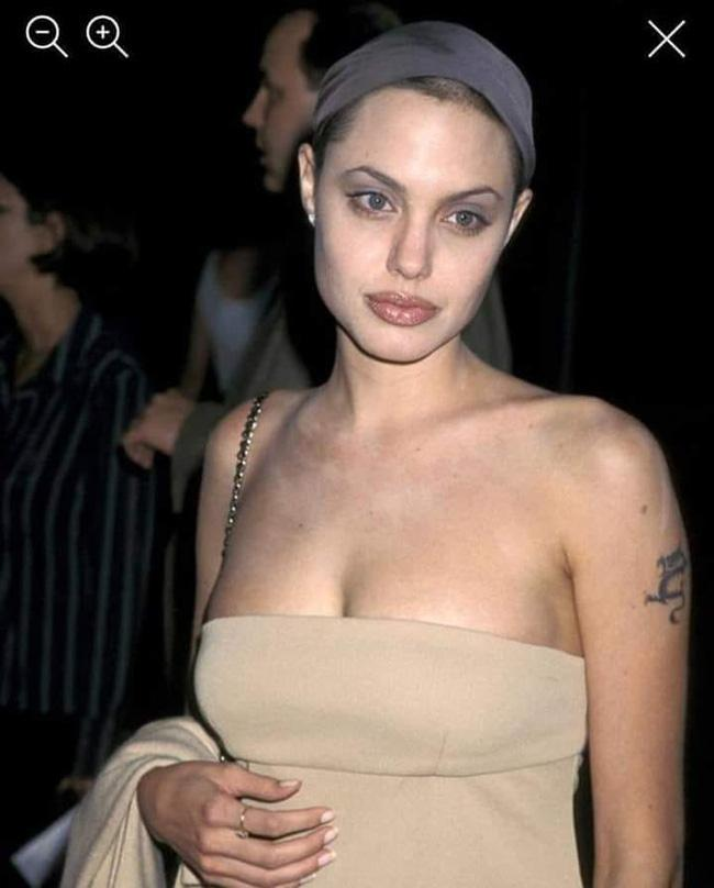 Rần rần hình Angelina Jolie xinh đẹp kiều diễm nhưng hóa ra chỉ là một cú lừa-5