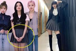 Nghi án Lisa và Jisoo diện chung váy: Đôi chân dài như chỉnh ảnh quá đà khiến dân tình choáng nặng