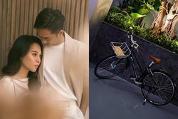 Chiếc xe đạp đầu tiên xuất hiện trong gara của vợ chồng Cường Đô La giá bao nhiêu?