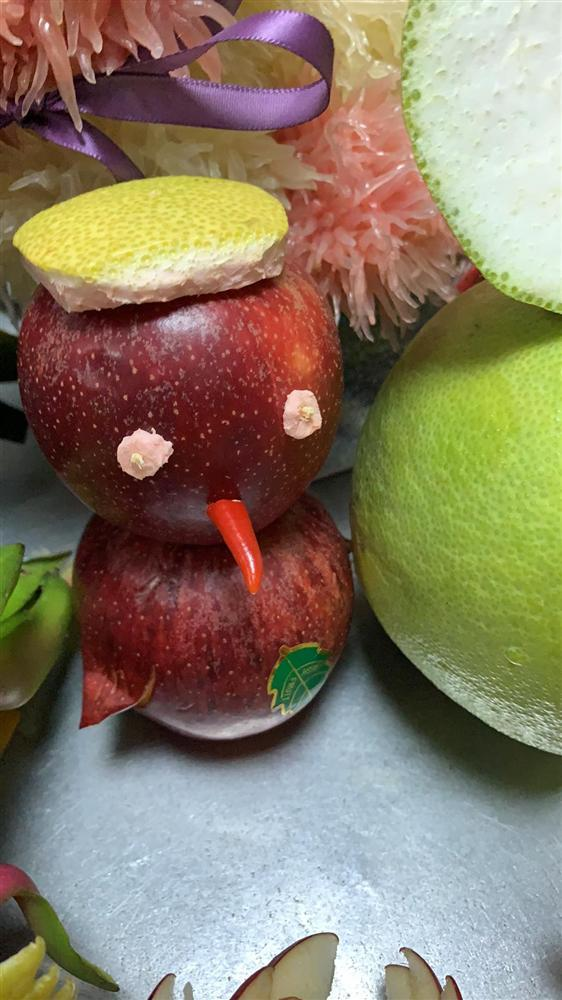 Hậu Trung thu, cô nàng khoe phần thi tỉa trái cây hết hồn nhưng giải thưởng lại gây bất ngờ-5