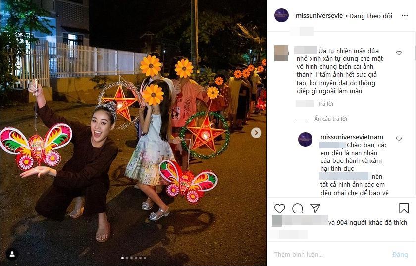 Hoa hậu Khánh Vân bị chỉ trích làm màu từ thiện: Sự thật bất ngờ!-6