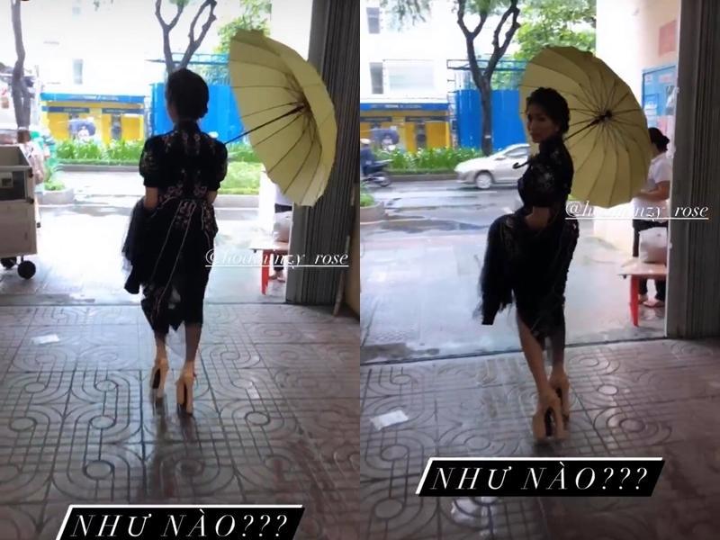 Huyền Baby - Hương Giang - Bích Phương hẳn là có thù với loại giày này-7
