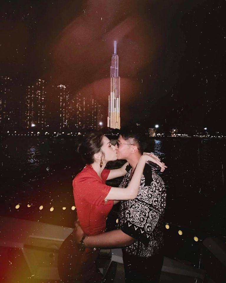 HOT: Matt Liu chính thức ra mắt đại gia đình Hương Giang tại Hà Nội-4