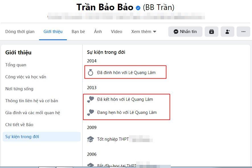 BB Trần hoài niệm mối tình 7 năm với bạn trai Lê Quang Lâm-2