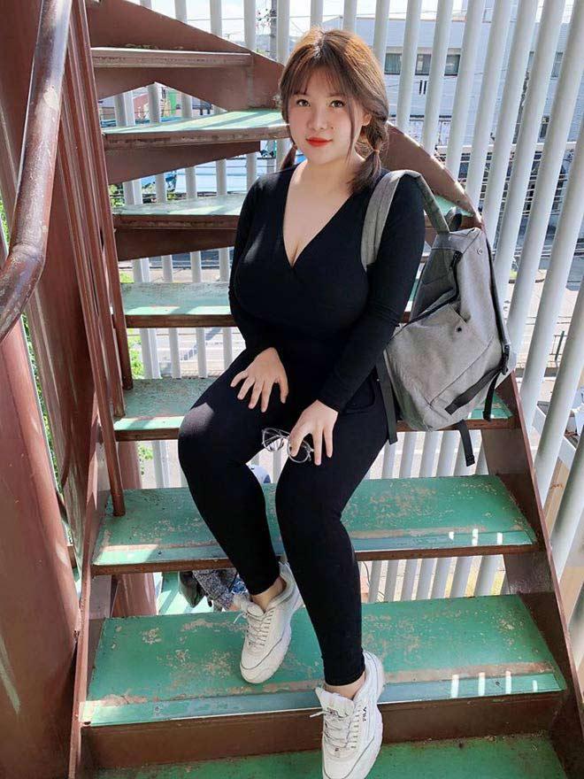 Từng bị mỉa mai vì bộ ngực quá khủng 3 năm trước, nữ sinh Hải Dương giờ sống ra sao?-5