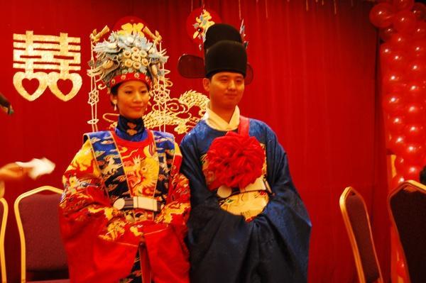 Truyền thống kết hôn sắp đặt ở Trung Quốc-1