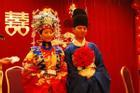 Truyền thống kết hôn sắp đặt ở Trung Quốc