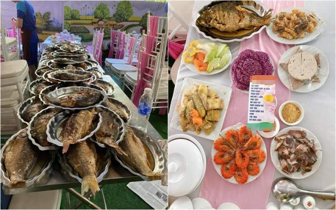 Nhà hàng ở Điện Biên hóa ra từng bị cô dâu dỏm bùng tiền đặt cỗ nhiều lần-3