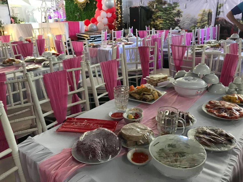 MC đám cưới 150 mâm cỗ lên tiếng về phát ngôn đến nhà hàng thanh toán 800k-2