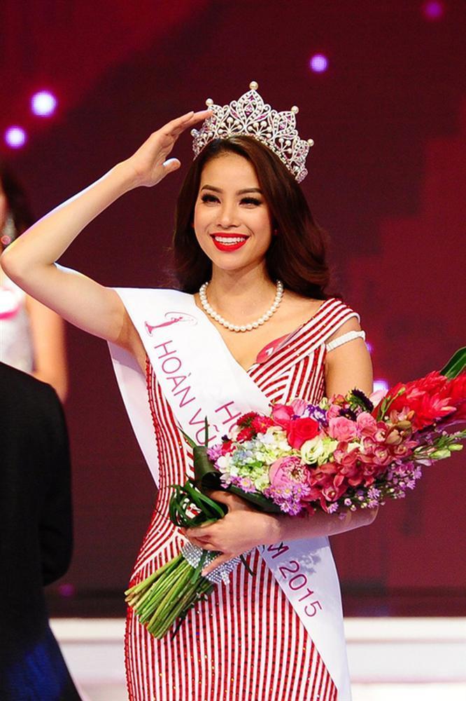 5 năm làm hoa hậu của Phạm Hương: Nổi tiếng song hành tai tiếng-1
