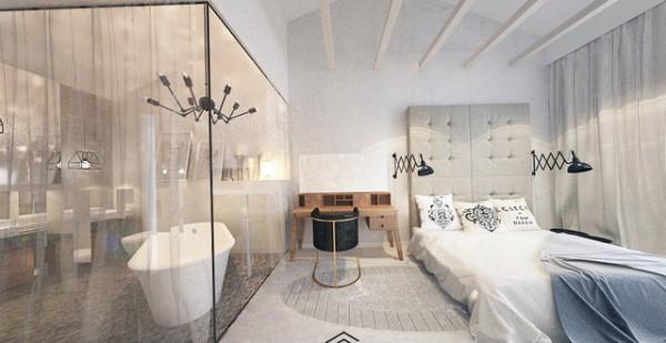 Nhà giàu không bao giờ thiết kế nhà vệ sinh giữa nhà-1