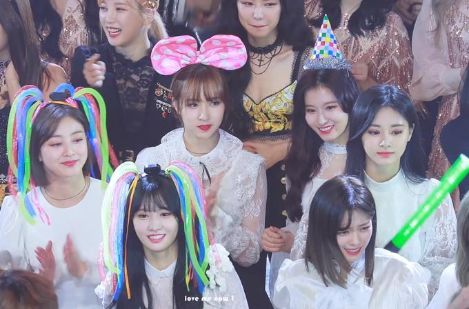 Loạt khoảnh khắc chứng minh Twice là visual hàng đầu Kpop-8
