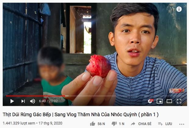 Sốc: Nam vlogger bị YouTube cảnh cáo vì bạo lực trẻ em nhưng vẫn bất chấp làm tiếp?-2