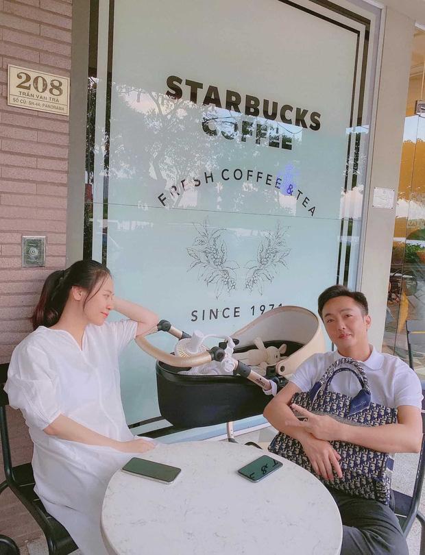Sao Việt chăm con vẫn không quên chơi đồ hiệu: Sắm toàn túi nghìn đô để đựng bỉm sữa-1