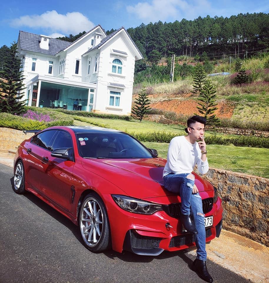 Sau màn nhận vơ tậu xế sang tặng bạn gái, CEO Tống Đông Khuê sắm siêu xe 15 tỷ-4