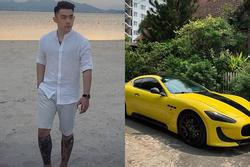 Sau màn 'nhận vơ' tậu xế sang tặng bạn gái, CEO Tống Đông Khuê sắm siêu xe 15 tỷ