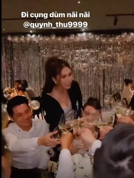 Ngọc Trinh sử dụng từ ngữ kém duyên trong tiệc sinh nhật bạn thân-2